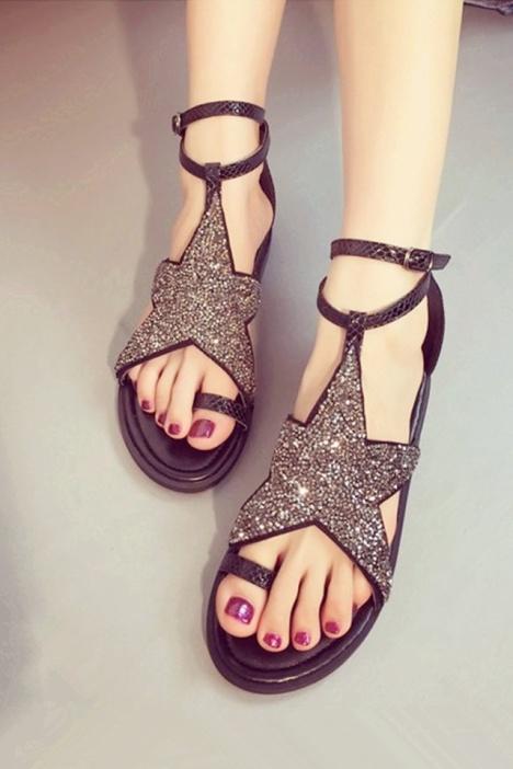 欧美鞋子黑白头像