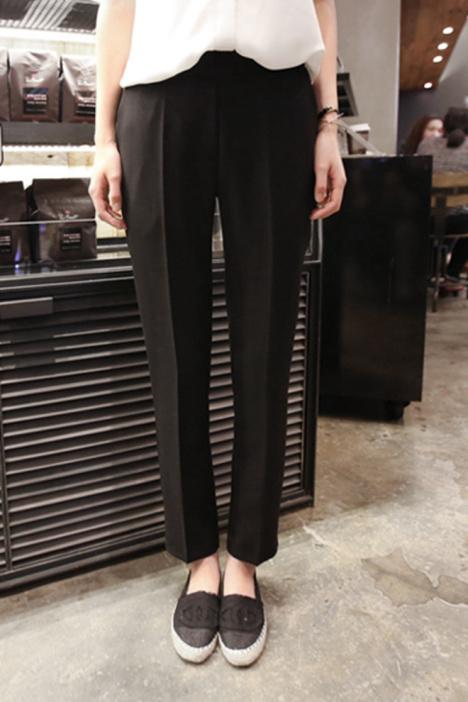 裤子女蘑菇街