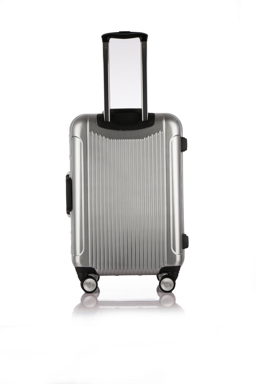 2015新款可挂袋飞机轮8轮铝框箱