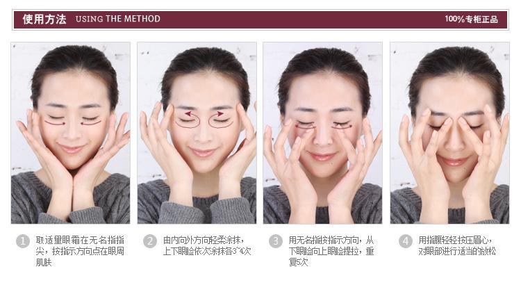眼膜使用步骤图