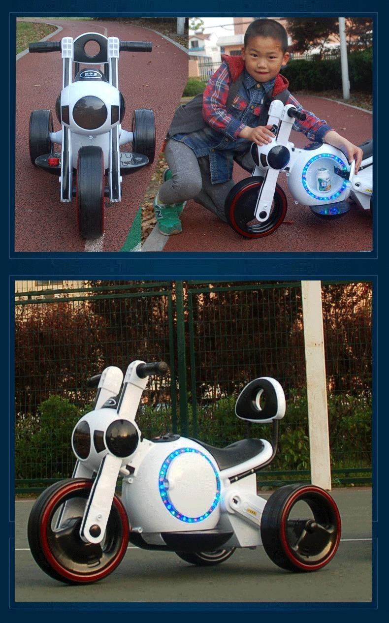 孩子王儿童摩托车玩具车电瓶车