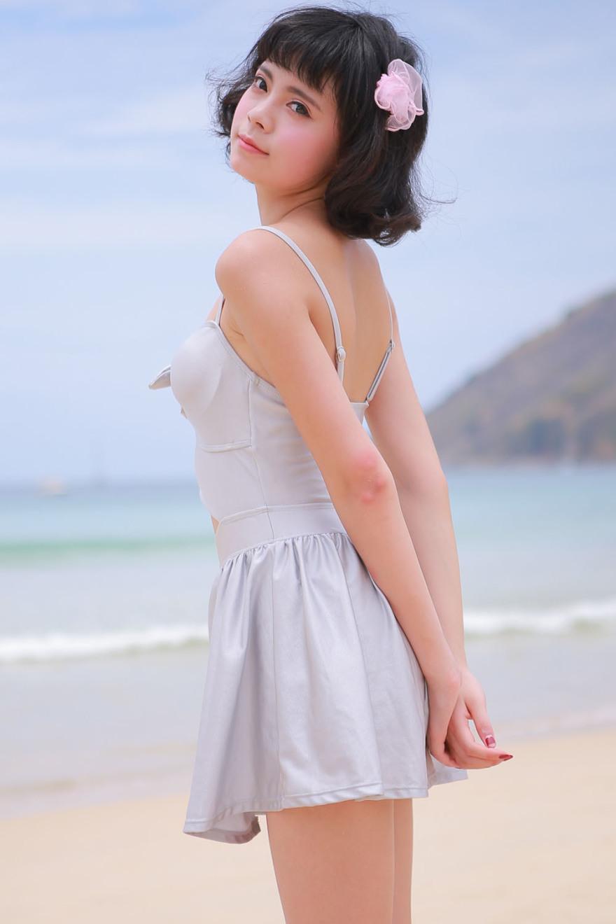 beauty韩国小可爱时尚性感泳衣