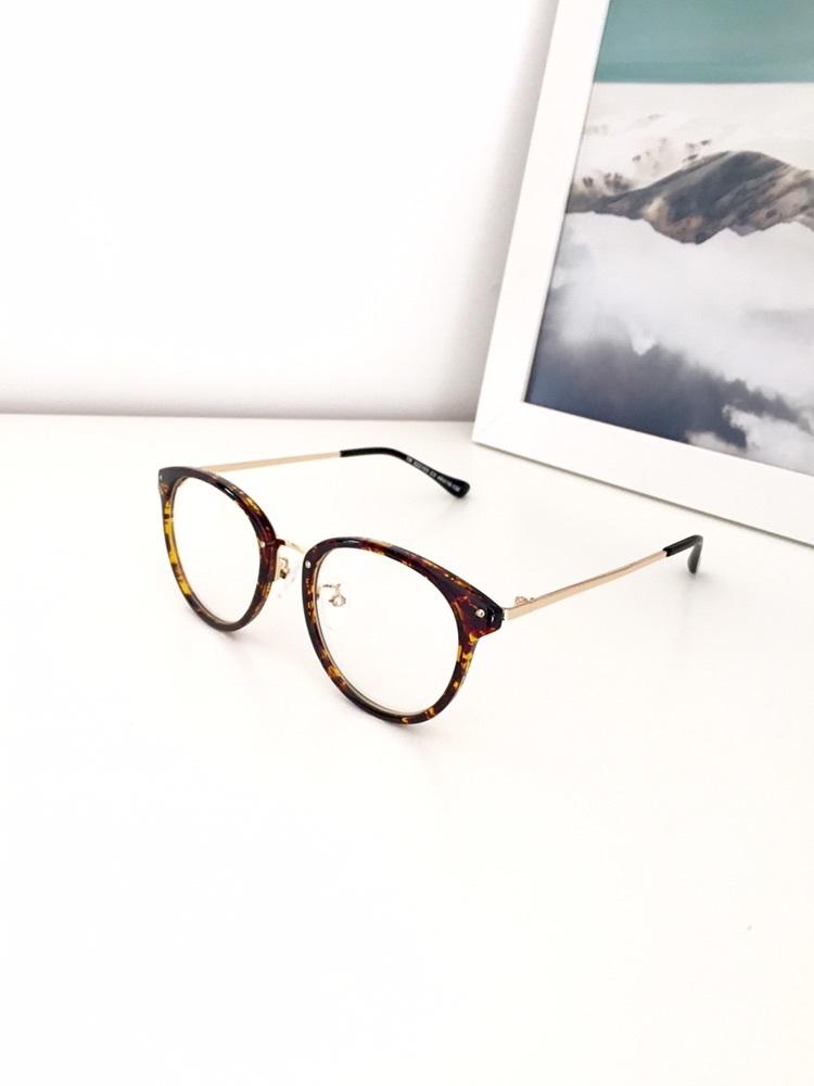 文艺简约潮人框架眼镜 防辐射眼镜