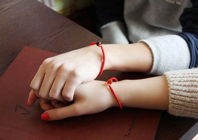 情侣纹身手链图案分享展示