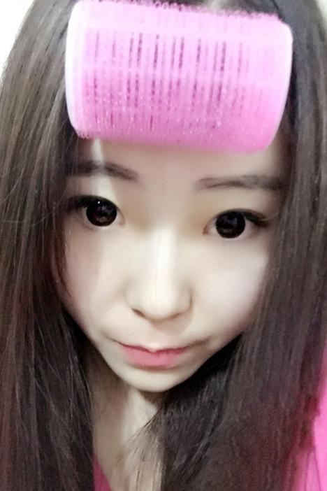 【(2枚装)空气刘海神器双层自粘卷发器】-家居-百货
