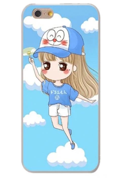 原宿风可爱小女生苹果iphone6s/plus/5s手机壳潮