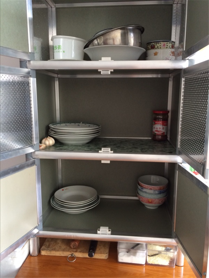 餐边柜碗柜酒柜铝合金柜茶水柜鞋柜橱物柜简易橱柜收纳柜厨房柜