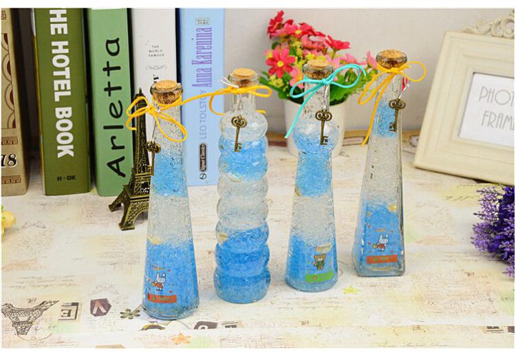 海洋玻璃瓶许愿瓶工艺品摆件 创意家居装饰 jiaju-030图片