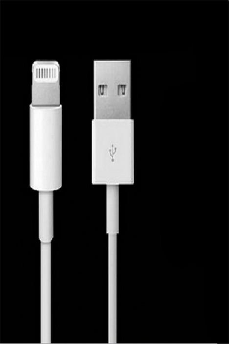 【原装苹果iphone6plus/5s充电数据线充电器】-配饰