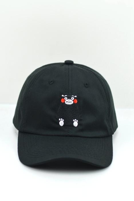 夏季熊本熊可爱棒球帽