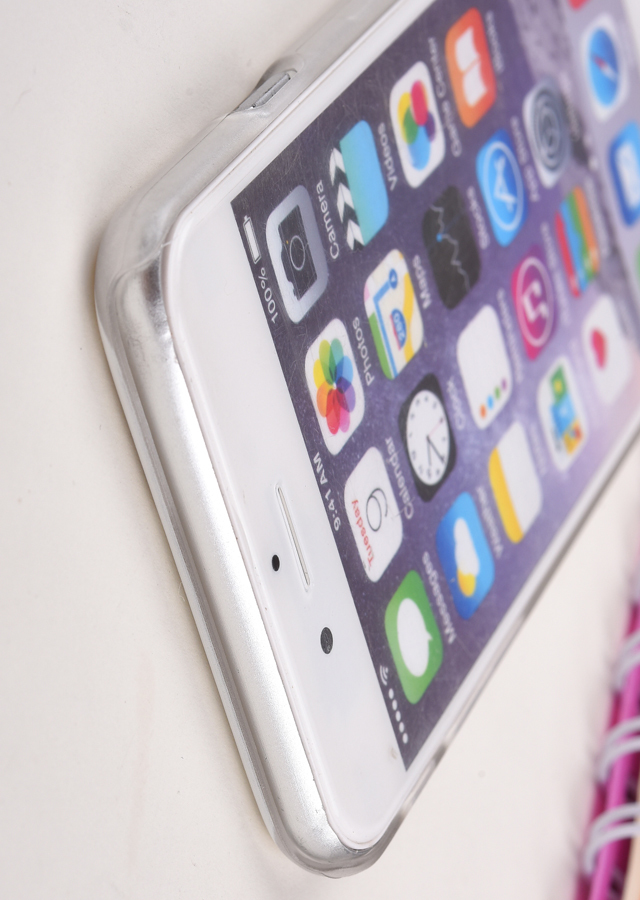 【可爱阿狸iphone手机壳磨砂】-配饰-苹果保护套/保护