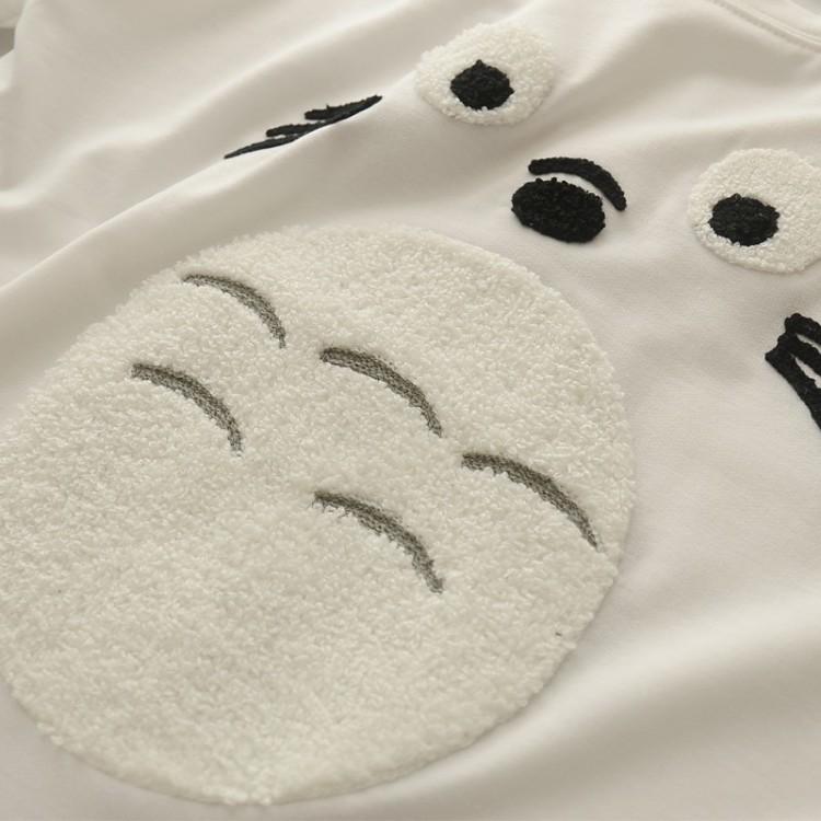 甜美可爱小猫咪圆领棉短袖t恤